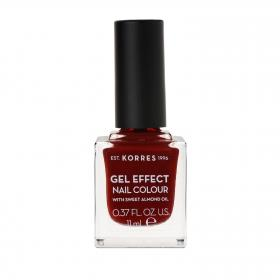 Sweet Almond Nail Colour - 59 Wine Red