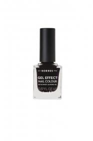 Sweet Almond Nail Colour - 76 Smokey Plum