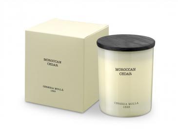 Premium Kerze Moroccan Cedar