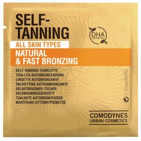 Self Tanning Tuch